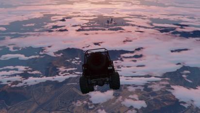 Grand Theft Auto V - Tráiler del Editor
