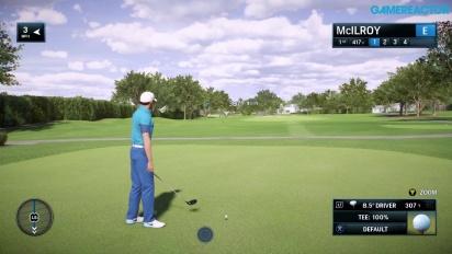 Rory McIlroy PGA Tour - Gameplay en Xbox One