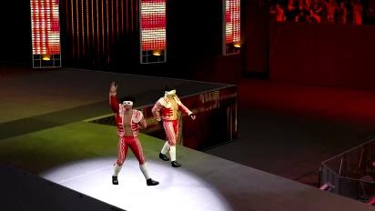 WWE 2K16 - Future Stars Pack Trailer