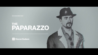 Hitman: Elusive Target #23 - The Paparazzo Trailer