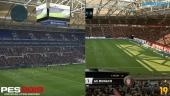 FIFA 19 vs PES 2019 - Cara a cara de gráficos en 4K