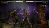 Mortal Kombat 11 - Gameplay Scorpion vs. Sonya
