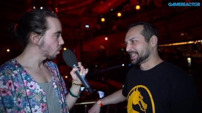 Mortal Kombat 11 - Entrevista a Derek Kirtzic