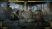 Mortal Kombat 11 - Gameplay Raiden vs. Scorpion
