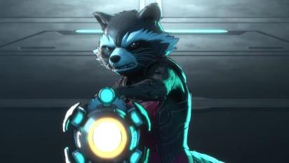 Marvel Ultimate Alliance 3: The Black Order - Tráiler japonés
