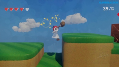 Dreams - Gameplay de Happy Hammer Dream