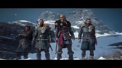 Assassin's Creed Valhalla - Eivor's Fate Trailer