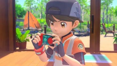 New Pokémon Snap - Tráiler español de la fecha de salida