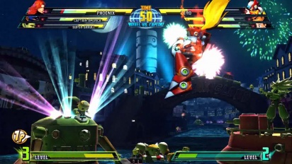 Marvel vs. Capcom 3: Fate of Two Worlds - Phoenix