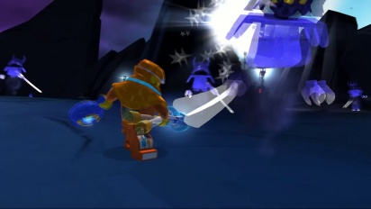 Lego Universe - Block Rockin' Trailer