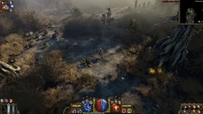 The Incredible Adventures of Van Helsing - Rage Gameplay Trailer