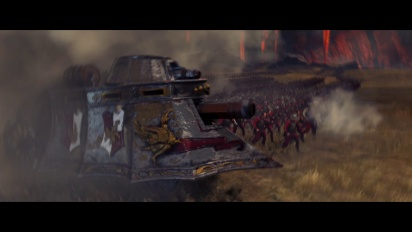 Total War: Warhammer - In-Engine Trailer: Karl Franz of the Empire