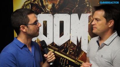 Doom & Doom VR - Entrevista a Marty Stratton