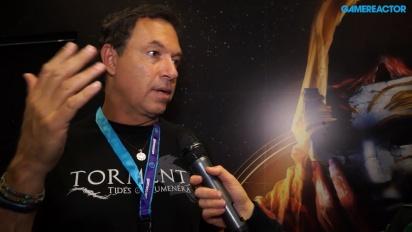 Torment: Tides of Numenera - Entrevista a Brian Fargo