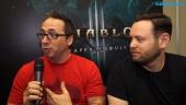 Diablo III: BlizzCon 2016 - Entrevista aKevin Martens y John Muller