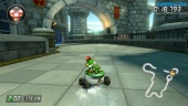 Mario Kart 8 Deluxe - Gameplay 1080p60 Contrarreloj 200cc