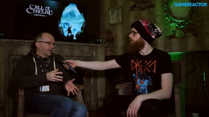 Call of Cthulhu - Entrevista a Jean-Marc Gueney