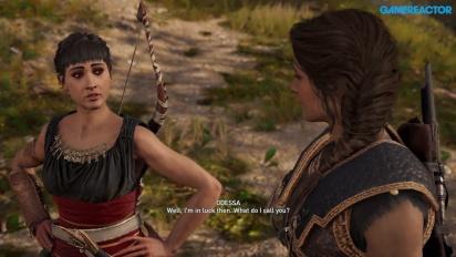 Assassin's Creed Odyssey - Odessa Questline Gameplay