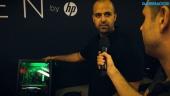 HP OMEN - Entrevista a Ricardo Silva y Repaso de Novedades