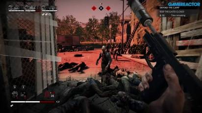 Overkill's The Walking Dead - Análisis en vídeo