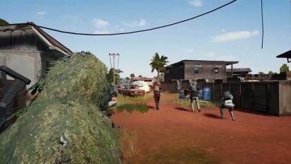 PUBG - PlayerUnknown's Battlegrounds - PS4 Announcement trailer