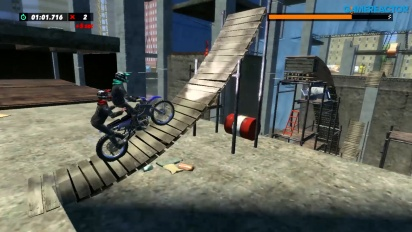 Trials Rising - Gameplay en Nintendo Switch