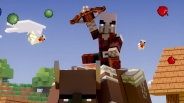 Descarga gratis el mapa 10º Aniversario de Minecraft en PC, Xbox o Switch