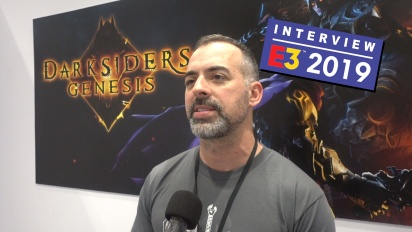 Darksiders: Genesis - Entrevista a Joe Madureira