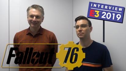 Fallout 76 - Entrevista a Chris Mayer y a Dan Nanni