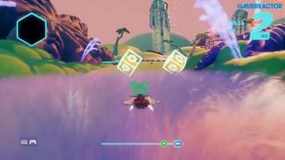 Dreams - Gameplay de Ommy Kart