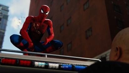 Marvel's Spider-Man Remastered - Gameplay en PlayStation 5