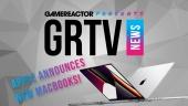 GRTV News - Apple desvela sus nuevos modelos de MacBook Pro