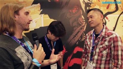 GC 13: Yaiba: Ninja Gaiden Z - entrevista a Keiji Inafune & Yosuke Hayashi
