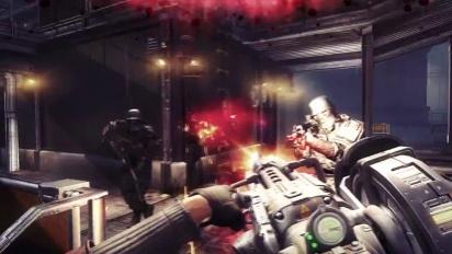 Wolfenstein: The New Order - tráiler de gameplay Sigilo vs Destrucción