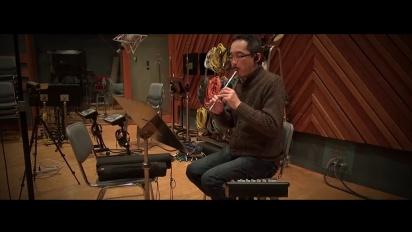 Mario Kart 8 - Grabando la música de Bosque Mágico