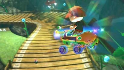 Mario Kart 8 - Tráiler de avance del DLC Set 2