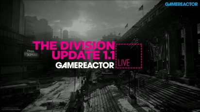 The Division - Actualización 1.1: Incursiones - Repetición del livestream