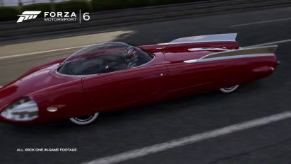 Forza Motorsport 6 - Chryslus Rocket '69 from Fallout 4