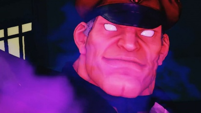 Street Fighter V - A Shadow Falls Story DLC Trailer