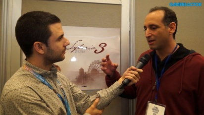 Syberia 3 - Entrevista a Cyril Berrebi