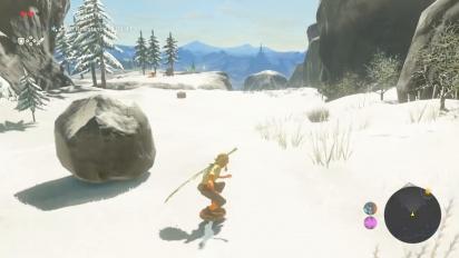 The Legend of Zelda: Breath of the Wild - 20 minutos de gameplay en directo con Eiji Aonuma y un jugador experto