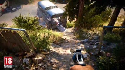Far Cry 5 - Fall's End Liberation Gameplay Trailer