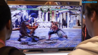 Soul Calibur VI - Gameplay en PAX 2018