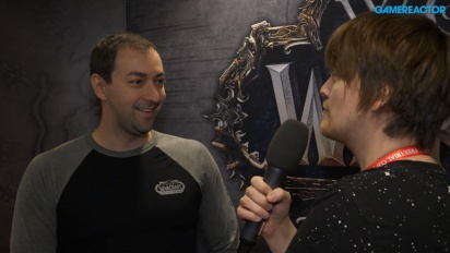 World of Warcraft: Battle for Azeroth - Entrevista a Morgan Day
