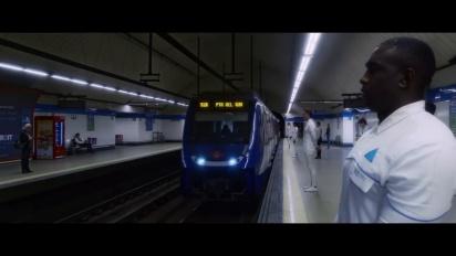 Detroit: Become Human - Los androides invaden el metro de Madrid
