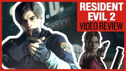 Resident Evil 2 - Análisis en vídeo