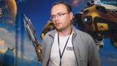The Riftbreaker - Entrevista a Wojciech Lekki