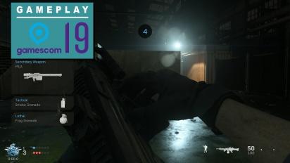 Call of Duty: Modern Warfare - Gameplay PC con Nvidia RTX Parte 1