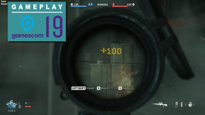 Call of Duty: Modern Warfare - Gameplay PC con Nvidia RTX Parte 2
