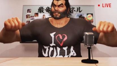 Tekken 7 - Ganryu Trailer